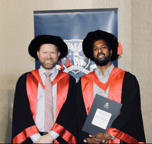 Anand_and_Professor_Graduation_Day