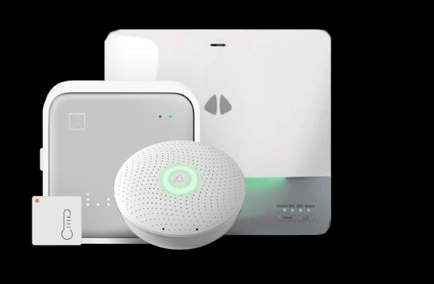 white kit sensors of Metrikus